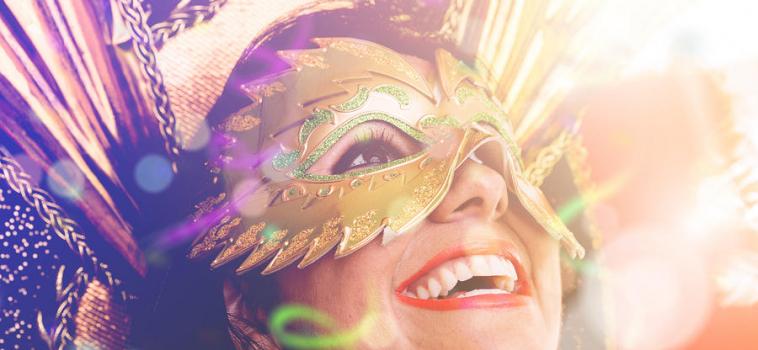 Öffnungszeit an Karneval